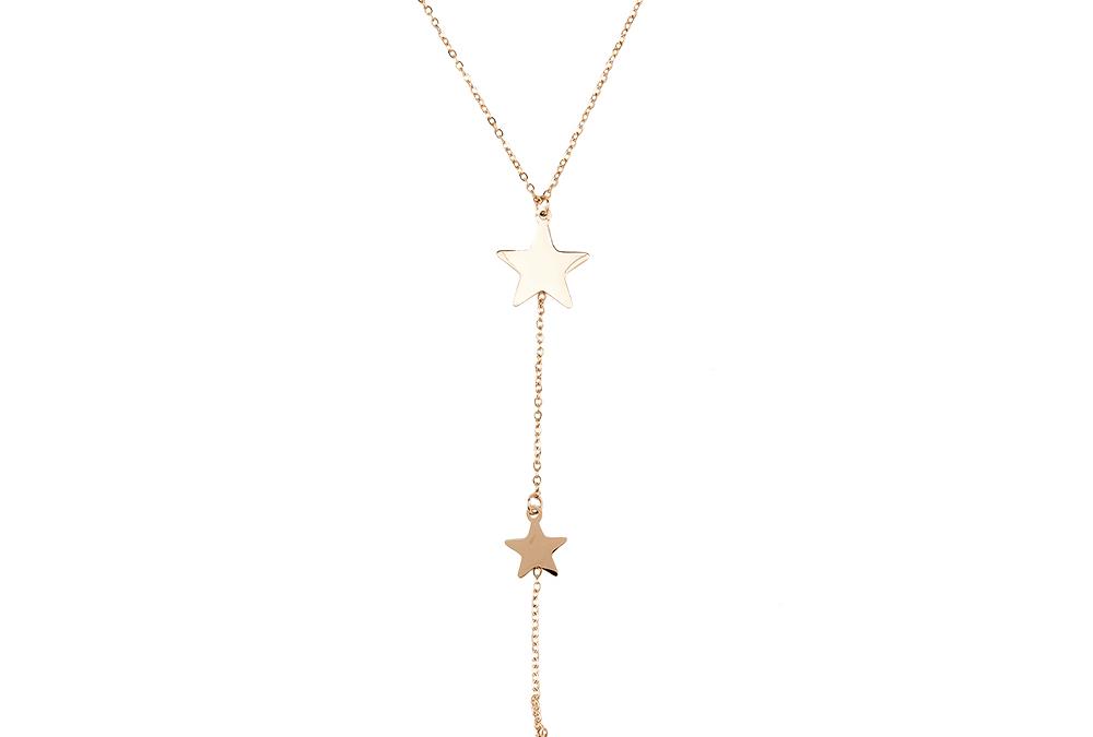 Biżuteria z motywem gwiazdy