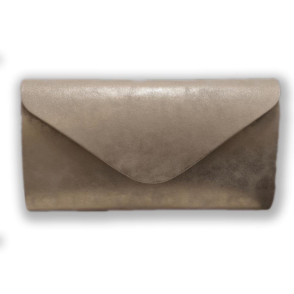 3961053f52bed Złota lakierowana torebka kopertówka wieczorowa dubai